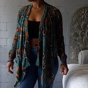 Patrons of Peace Blouse/ Top